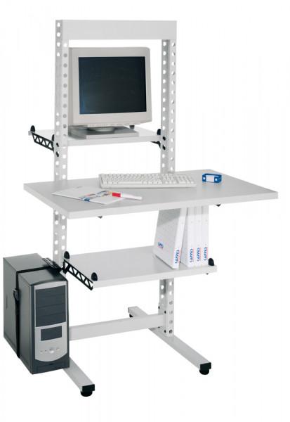 Steharbeitsplatz mit CPU-Träger