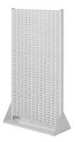 Stellwand mit Sichtlagerkästen, Doppelseitige Nutzung, Höhe 1790 mm zur Selbstbestückung