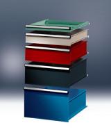Werkbanksystem COMBI Schubfächer 150 / Lichtblau RAL 5012
