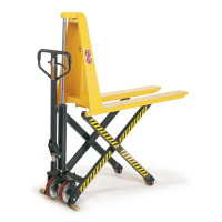 Scherenhubwagen - unsere Einsteiger, Traglast bis 1000 kg