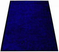Waschbare Schmutzfangmatte Dunkelblau / 1800 x 1200