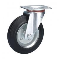 Ersatzrad für Vollgummi-Bereifung 100 / Stahlblech