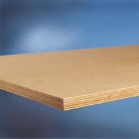 Arbeitstischplatte Multiplex geölt 22 mm 1000 / 600