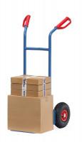 Stapelkarren aus Stahlrohr, Tragkraft 200 kg