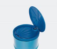 Fasstrichter verschließbar Ø 580 mm aus Polyethylen, 5 Liter Füllvolumen Ja