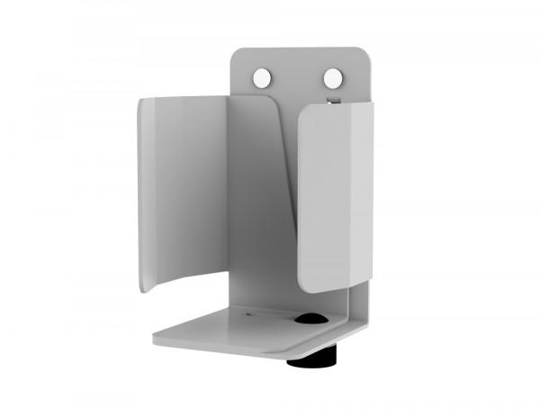 Verstellbarer Universalhalter für Flaschen/Dosen für Hygienestation CLEANSPOT Flex & Premium