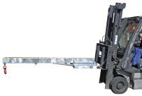 Lastarm für Gabelstapler Verzinkt / 250-2500