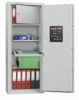 Wertschutzschrank, B x T 1230 x 495 mm Euro-Norm EN 1143-1 Klasse 1