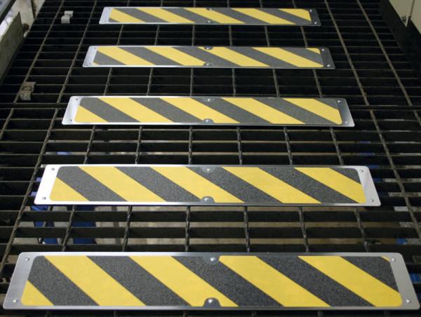 Anti-Rutsch-Trittplatten