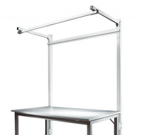Stahl-Aufbauportale mit Ausleger Anbaueinheit Standard 1750