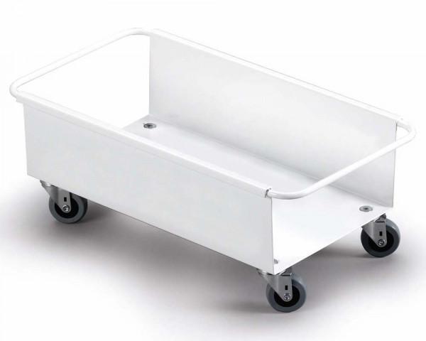Trolley für Abfall- und Wertstoffbehälter 90 Liter