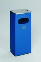 Kombi-Ascher, 32 Liter Enzianblau