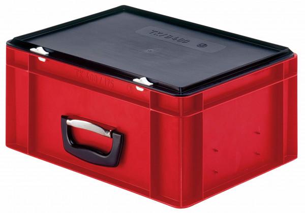 Koffergriff für Euronorm Stapelbehälter