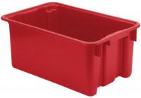 Drehstapelbehälter Rot / 45