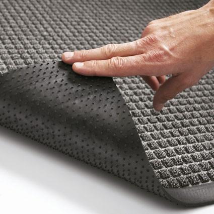Getuftete Schlaufenmatte, B x L 1200 x 1800 mm