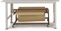 Untertisch-Abrolleinheit 1500 / mit Bügel