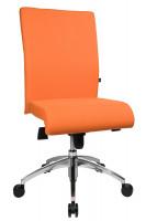 Bürodrehstuhl Dublin Orange