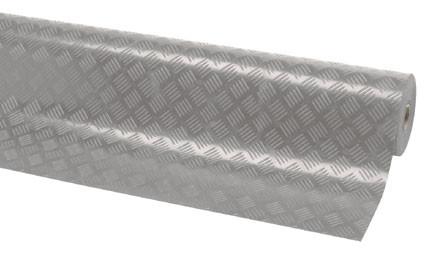 Gummibelag, Riffelblechprofil, 3 mm hoch