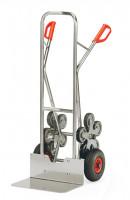 Aluminium-Treppenkarren Luft / 320 x 250