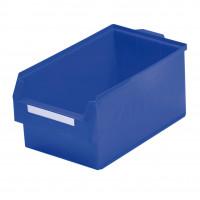 Sichtlagerkästen RasterPlan Blau / 500 x 300 x 250