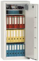 Wertschutzschrank mit Feuerschutz, B x T 950 x 550 mm 1950 / Euro/Vds 2450/EN 1143-1 Klasse N/0