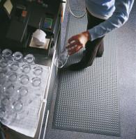 Erweiterbare Arbeitsplatzmatte, 14 mm Einzelmatte / 900 x 600