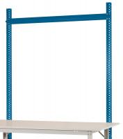 Stahl-Aufbauportale ohne Ausleger für PACKPOOL Standard 1500 / Lichtgrau RAL 7035