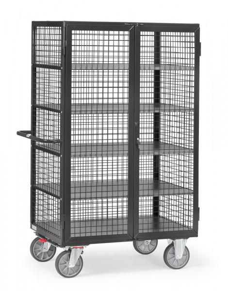 Etagenboden für Kastenwagen Grey Edition