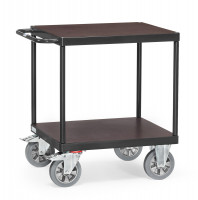Schwerer Tischwagen Grey Edition