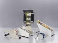 Haftetikettenspender Standard Tischspender / 180