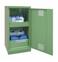 Umweltschrank für wassergefährdender Stoffe in Kleingebinde 500 / 1000