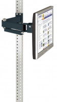 Monitorträger leitfähig 100 / Anthrazit RAL 7016