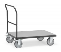 Schiebebügelwagen Grey Edition
