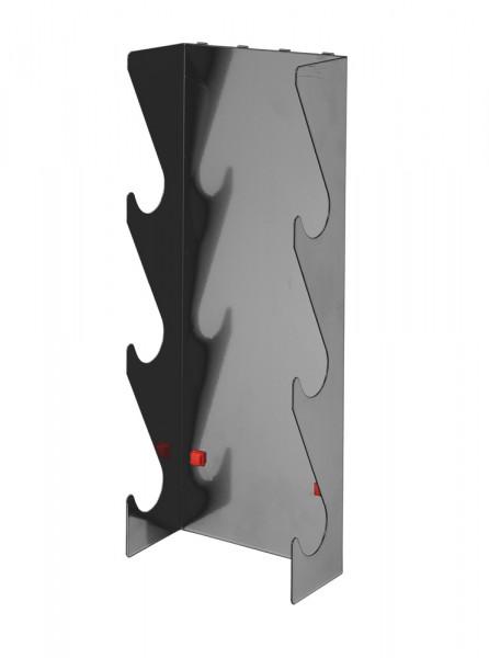 RasterPlan/ABAX Rohrhalter 3-fach