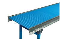 Klein-Rollenbahnen mit Stahlrollen 20 x 1 mm 2000 / 400