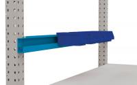 Boxenträgerschiene für MULTIPLAN / PROFIPLAN Lichtblau RAL 5012 / 1500
