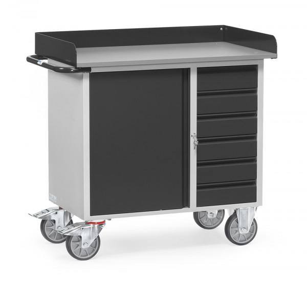 Werkstattwagen Grey Edition