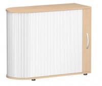 Systemline Sideboard/Aufsatzschrank Weiß